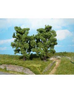Heki Loofbos Super artline 12 verschillende bomen 1995