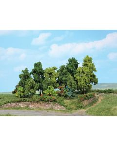 Heki Loofbos Super artline 18 verschillende struikgewassen en bomen 1996