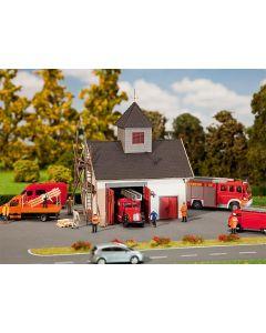 Faller N Kleine brandweerkazerne 222208