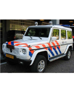 "Busch Mercedes-Benz G-Klasse 'Politie"" BA522003 vanaf 11/19"