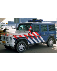 "Busch Mercedes-Benz G-Klasse 'Politie"" BA522004 vanaf 11/19"