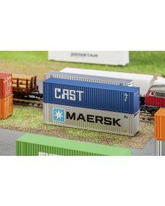 Faller N 40' Hi-Cube Container CAST 272841
