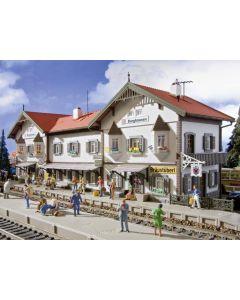 Vollmer H0 Station Burghausen 43522
