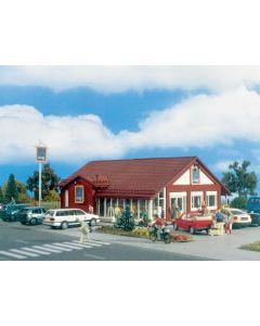 Vollmer H0 Supermarkt ALDI Sud 43658