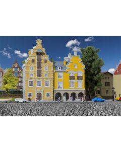 Kibri N Herenhuizen in Tournai, 2 stuks   37154