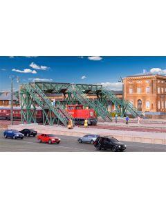 Kibri N Loopbruggen viersporen   37810