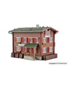 Kibri H0 Alpenwoonhuis Ernen 38031