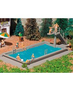 Vollmer H0 Zwembad 43809