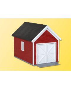 Kibri H0Decoratieset Tuinhuis/garage   38150