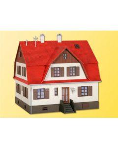 Kibri H0 Woonhuis met geveluitbouw   38164