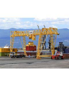 Kibri H0 DEMAG Containerkraan 38530