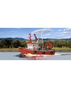Kibri H0 brandweerboot 39154