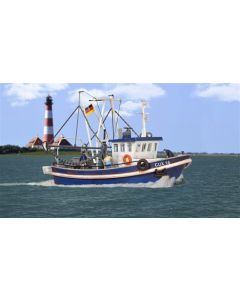 Kibri H0 Vissersboot CUX-16 39161