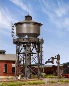 Kibri H0 Watertoren met waterkraan 39328