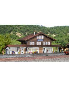 Kibri H0 Landelijk station Blausee Mitholz 39508