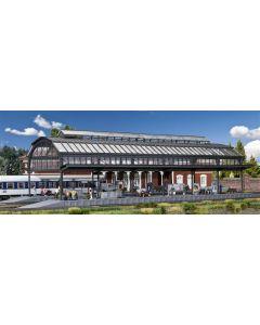 Kibri H0 Stationshal KIenbach met perrons 39568