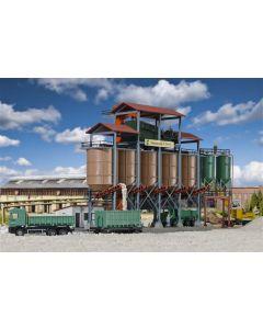 Kibri H0 Grindfabriek 39805