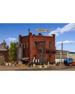 Kibri H0 Oude verffabriek met aanbouw 39813