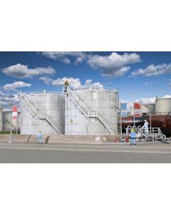 Kibri H0 MIRO Tankinstallatie lagerstation 39832