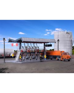 Kibri H0 MIRO tankinstallatie afvulstation 39834