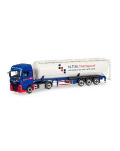 Herpa H0 MAN TGX XXL NTM Transport 305471