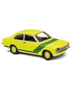 Busch Opel Kadett C Swinger geel BA42108