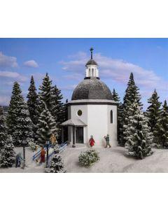 Vollmer kerstkapel stille nacht met verlichting 42412
