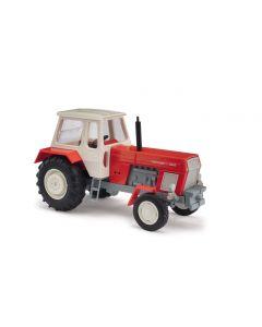 Busch Tractor Fortschritt ZT300-D rood 42843