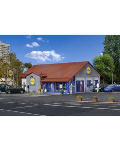 Vollmer H0 Supermarkt LIDL 43662
