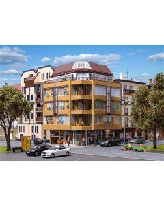 Vollmer H0 City-hoekhuis met zolder Atelier 43800