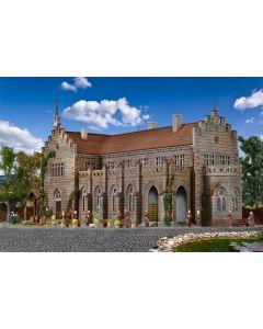 Vollmer H0 Klooster met kerkhof en toebehoren 43860