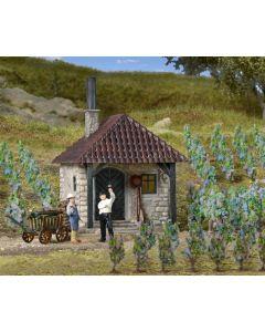 Vollmer H0 Huis met wijngaard 45129