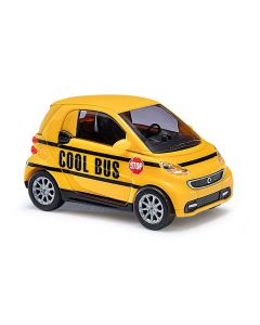 Busch Smart Fortwo 2012 Cool Bus 46206