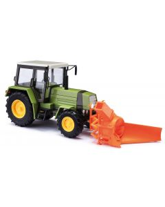 Busch H0 Traktor Fort. ZT323 met sneeuwfrees 50419
