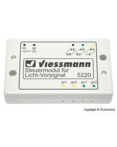 Viessmann Sturingsmodule voor licht voorsein 5220