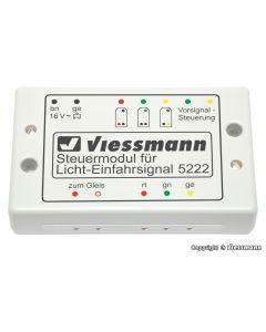 Viessmann Sein sturingsmodule voor 3 punts inrijsein 5222