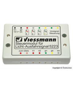 Viessmann Sein sturingsmodule voor 4 punt Uitrijsein 5223