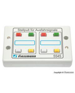 Viessmann Schakelunit voor 3 punts sein 5545