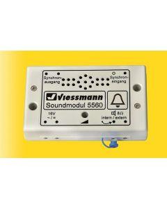 Viessmann Soundmodule kerkklokken 5560