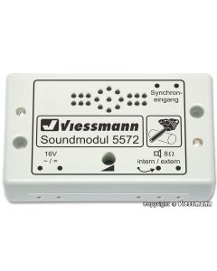 Viessmann soundmodule kettingzaag 5572