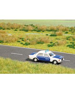 Busch Mercedes W 123 met zwaailichten 5592