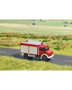 Busch H0 Unimog U Brandweer 5599