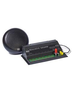 Busch Realistische modelspoor geluiden station 5780