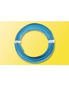 Viessmann Modelspoor stroomkabel blauw 6861