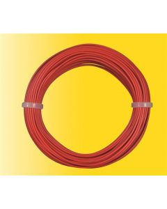 Viessmann Modelspoor stroomkabel rood 6863