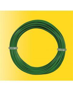 Viessmann Modelspoor stroomkabel groen 6866