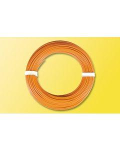Viessmann Modelspoor stroomkabel oranje 6869