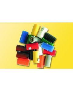 Viessmann modelspoor mini moffen geel 6879