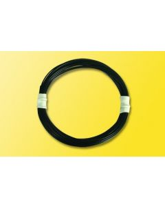 Viessmann Modelspoor extra dunne stroomkabel zwart 6890