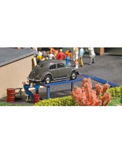 Busch H0 Mini scene Oliewissel 7829
